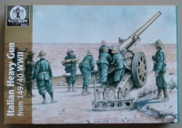Italian heavy gun from 149/40