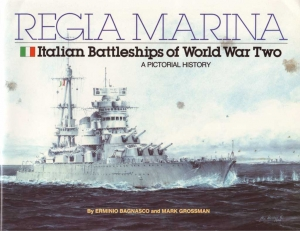 Regia Marina, Italian Battleships of World War Two